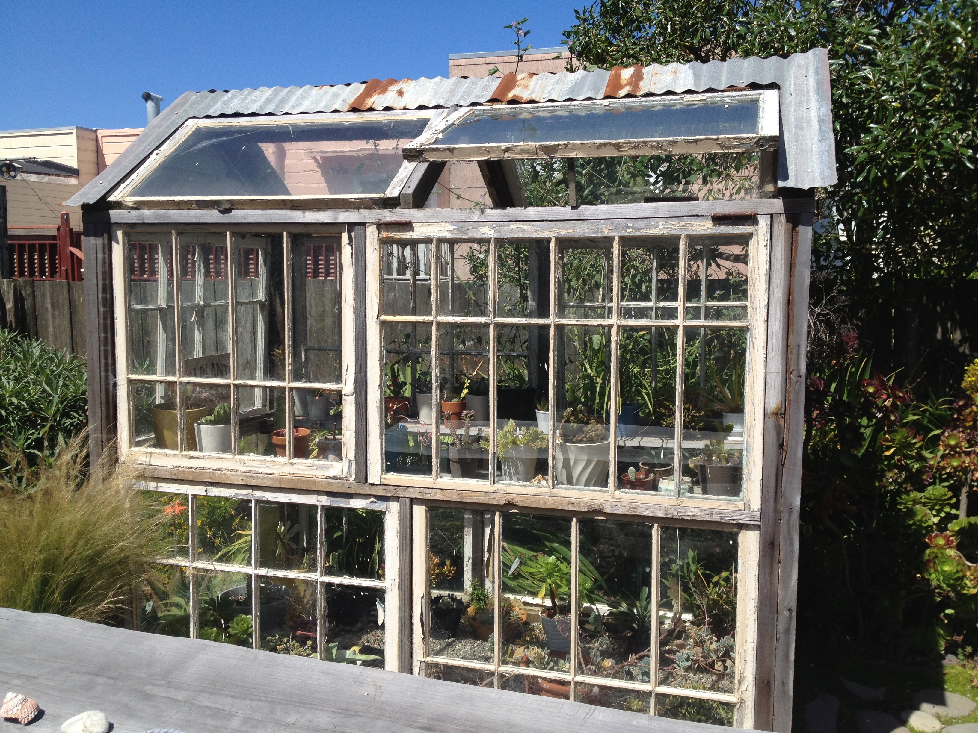 Greenhouses for Materials to make a greenhouse